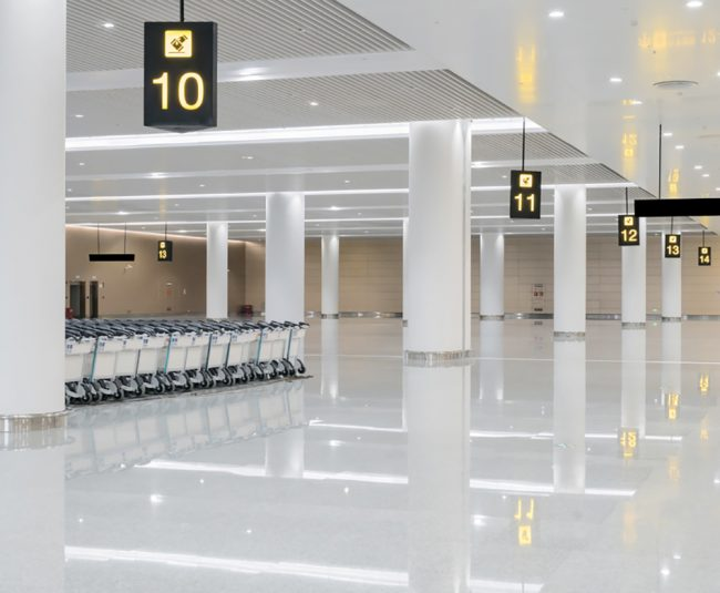 International Airport  Project at England